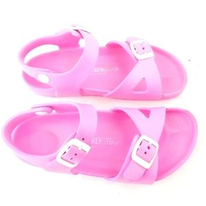 Youth Pink Birkenstock Sandals Euro 31